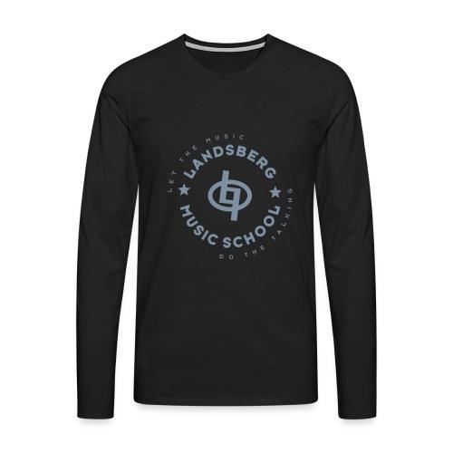 sternlogo1 ai - Männer Premium Langarmshirt