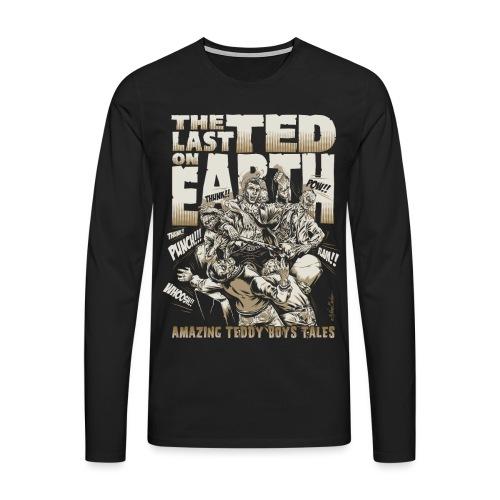 last ted peque - Camiseta de manga larga premium hombre