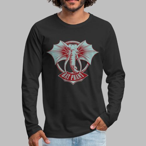 BatPhant - Männer Premium Langarmshirt