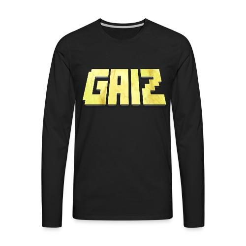 POw3r-gaiz maglia - Maglietta Premium a manica lunga da uomo