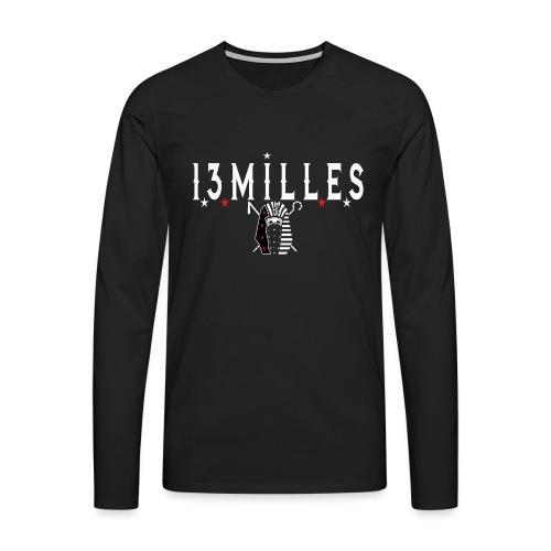 PHARAON MARQUE 13MILLES - T-shirt manches longues Premium Homme