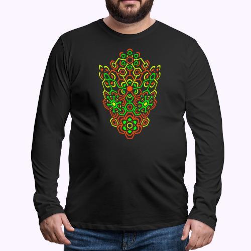 LectroMaze Beta - Men's Premium Longsleeve Shirt