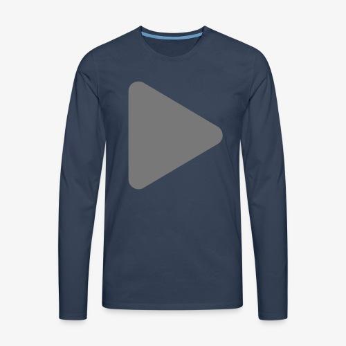 Play - Männer Premium Langarmshirt