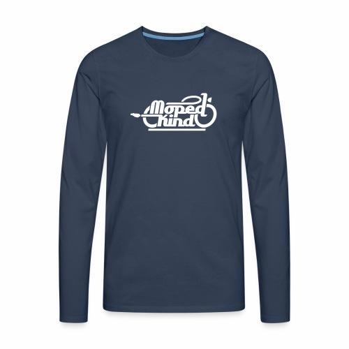 Moped Kind / Mopedkind (V1.0) - Men's Premium Longsleeve Shirt