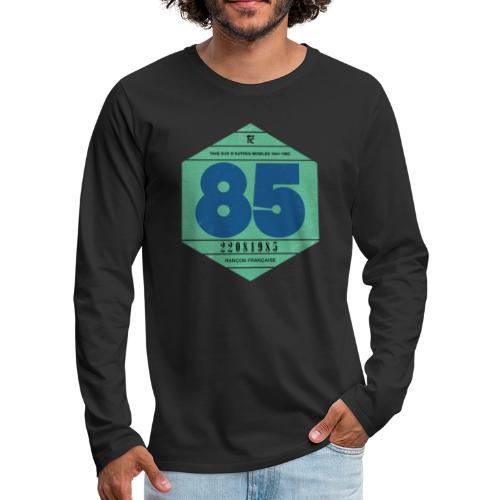 Vignette automobile 1985 - T-shirt manches longues Premium Homme
