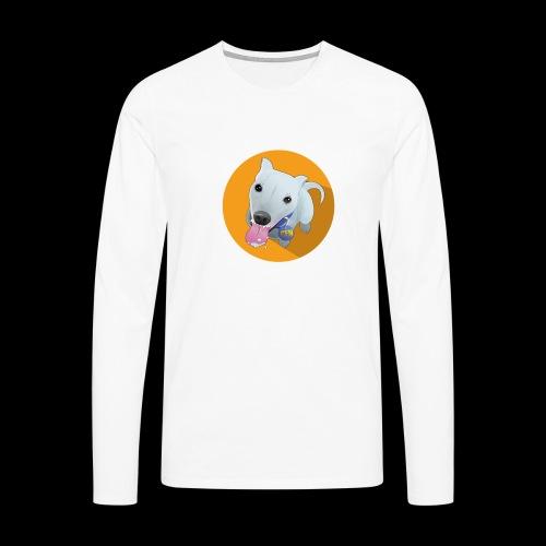 Computer figure 1024 - Men's Premium Longsleeve Shirt