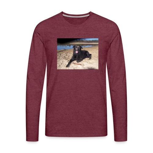 Käseköter - Men's Premium Longsleeve Shirt