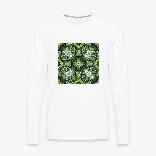 MOTIF L T4 Plt grasse - T-shirt manches longues Premium Homme