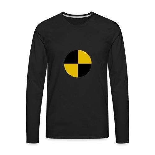 crash test - Men's Premium Longsleeve Shirt