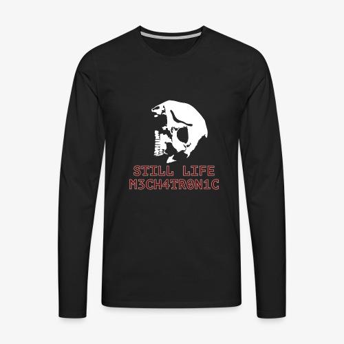 Still Life - Långärmad premium-T-shirt herr