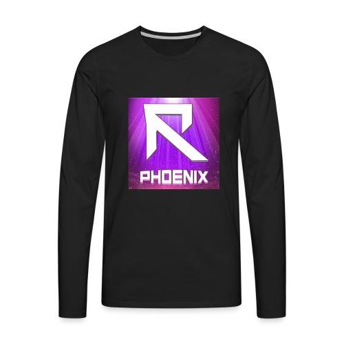 RTrixx Phoenix Logo - Men's Premium Longsleeve Shirt
