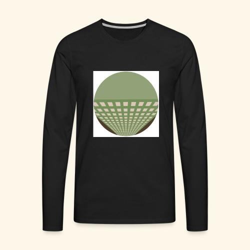 building1 - T-shirt manches longues Premium Homme