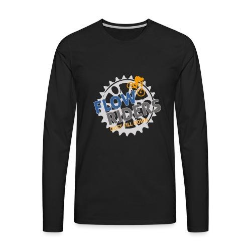 FLOWRIDERS - dust till down - Männer Premium Langarmshirt