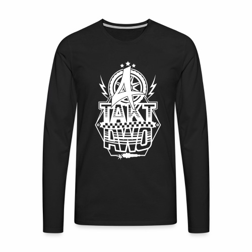 4-Takt-Awo / Viertaktawo - Men's Premium Longsleeve Shirt