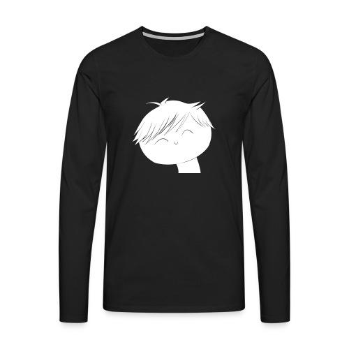 BritzBlitz Logo (new) - Men's Premium Longsleeve Shirt