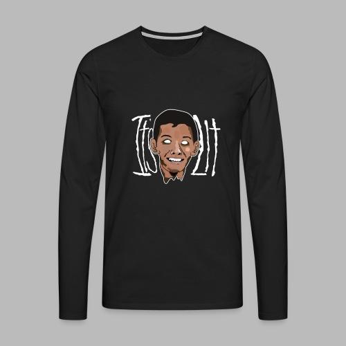 itslit2 - Men's Premium Longsleeve Shirt