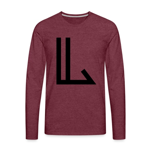 L - Men's Premium Longsleeve Shirt