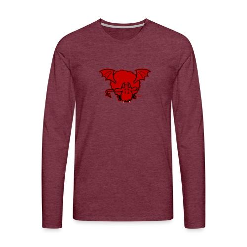 Devil Sheep - Men's Premium Longsleeve Shirt