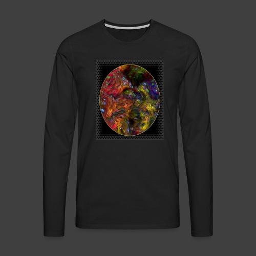 Who will arrive first - Men's Premium Longsleeve Shirt