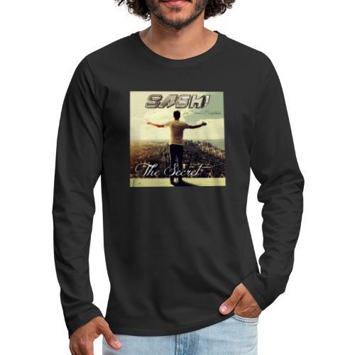 SASH! ***The Secret*** - Men's Premium Longsleeve Shirt