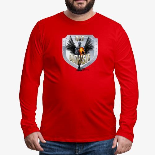 outkastsbulletavatarnew png - Men's Premium Longsleeve Shirt