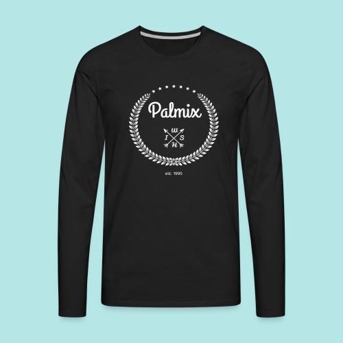 Wish big palmix - Men's Premium Longsleeve Shirt