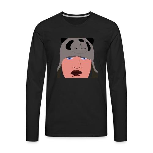 HUB PANDA - T-shirt manches longues Premium Homme