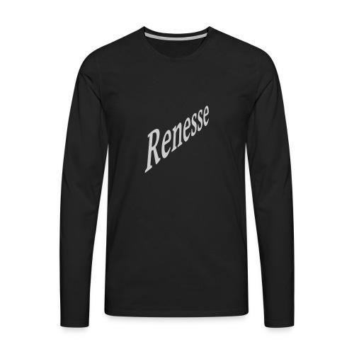 Renesse - Männer Premium Langarmshirt
