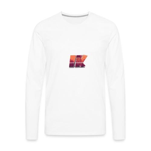 Ishaan Kulkarni Logo (1) - Men's Premium Longsleeve Shirt