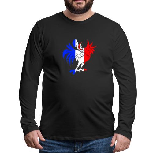 Coq France - T-shirt manches longues Premium Homme