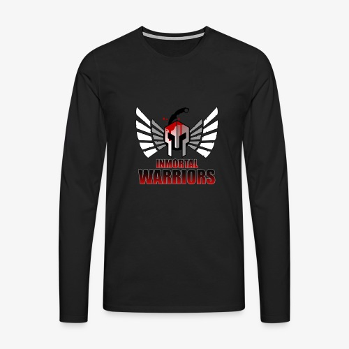 The Inmortal Warriors Team - Men's Premium Longsleeve Shirt