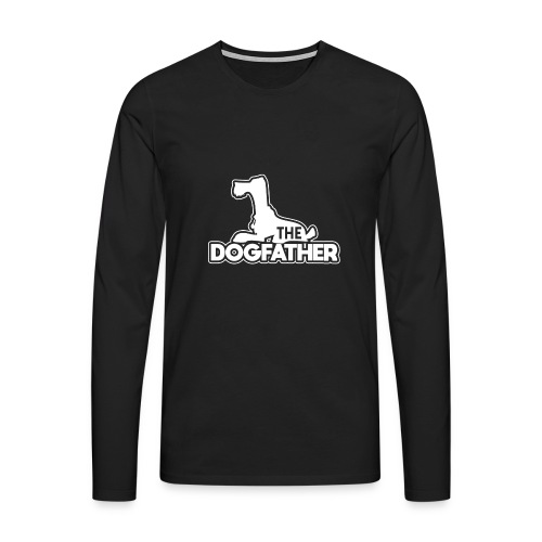 The DOGFATHER - Männer Premium Langarmshirt