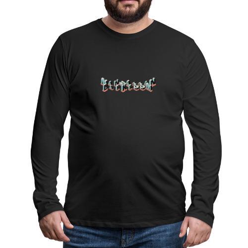 THE MANHATTAN DARKROOM - T-shirt manches longues Premium Homme