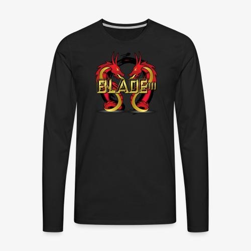 Blade - Men's Premium Longsleeve Shirt