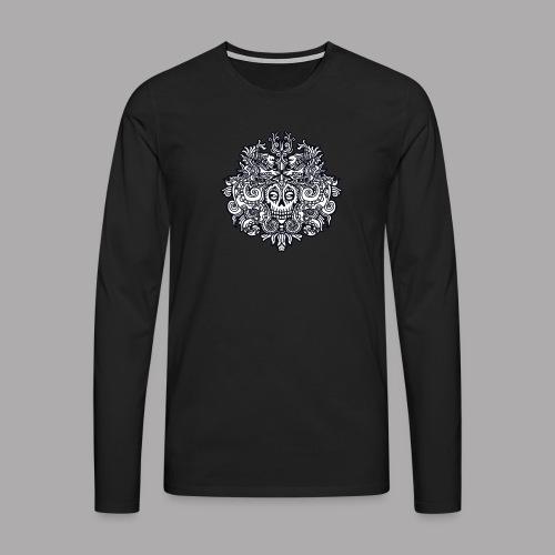 xibalba black - Men's Premium Longsleeve Shirt