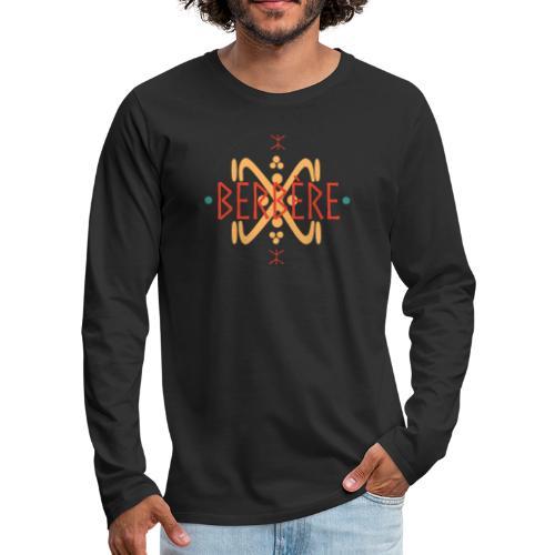 Berbère - T-shirt manches longues Premium Homme