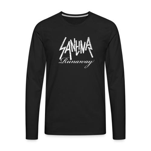 SANTINA gif - Men's Premium Longsleeve Shirt