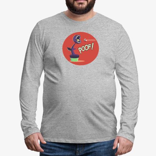 Serie animados de los 80's - Camiseta de manga larga premium hombre