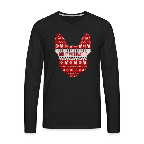 Bully Weihnacht Part 3 - Männer Premium Langarmshirt