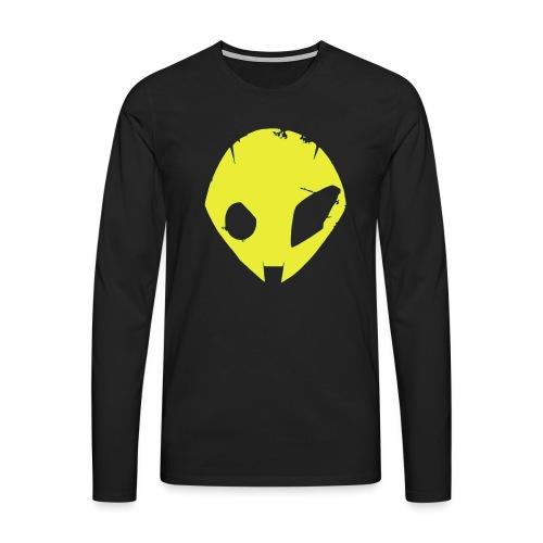 alien s1000rr - Männer Premium Langarmshirt