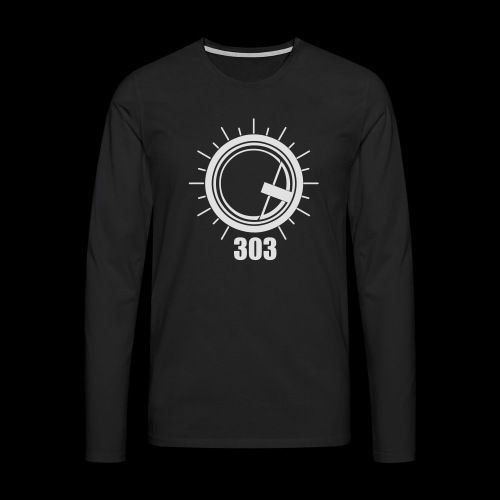 Push the 303 - Men's Premium Longsleeve Shirt