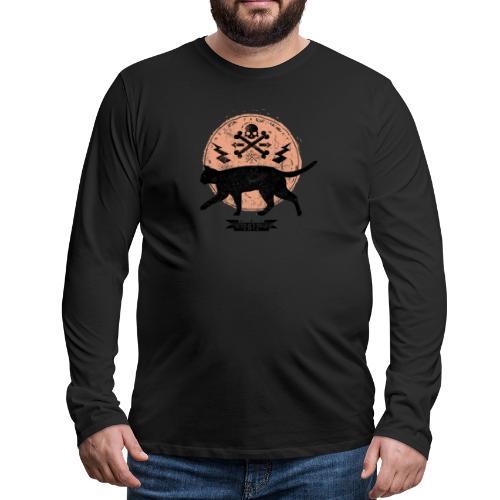 Catwalk - Männer Premium Langarmshirt