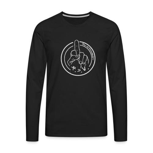 Megabosch F.d.V. - Männer Premium Langarmshirt