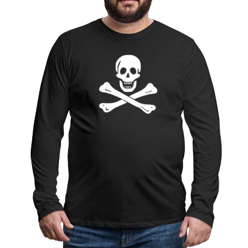 Edward England Flag - T-shirt manches longues Premium Homme
