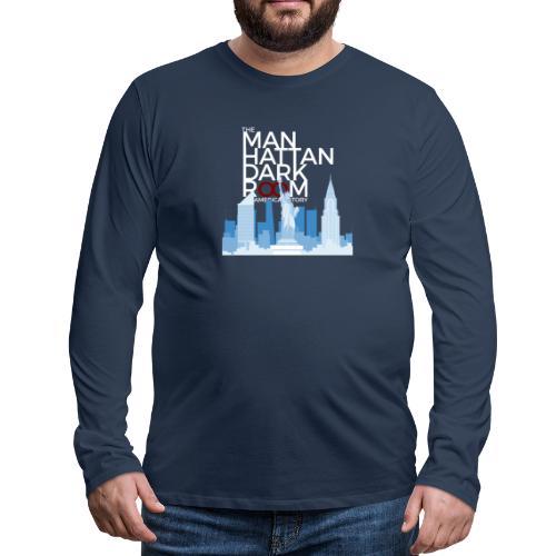MANHATTAN DARKROOM NEW YORK 5 - T-shirt manches longues Premium Homme