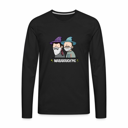 Marabouch'pic - T-shirt manches longues Premium Homme
