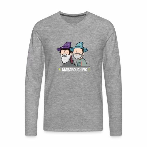 Marabouch'pic - T-shirt manches longues Premium Homme