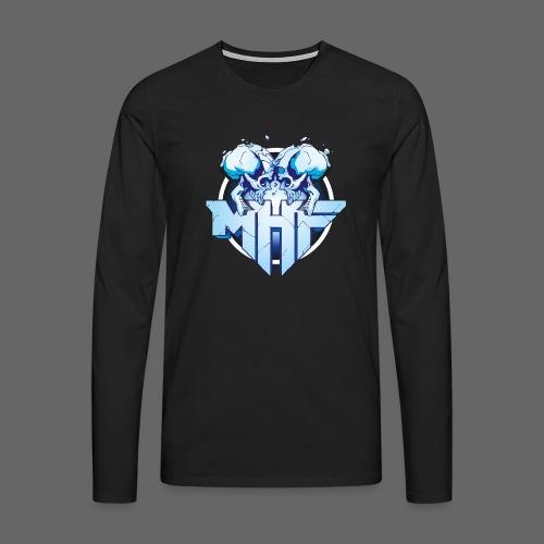 MHF New Logo - Men's Premium Longsleeve Shirt