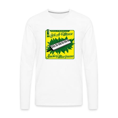 Smoke Marijuana - Men's Premium Longsleeve Shirt