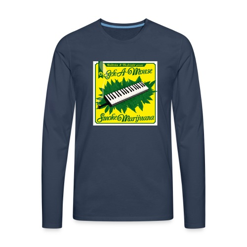 Smoke Marijuana - Men's Premium Longsleeve Shirt